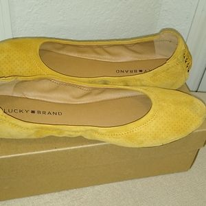 Lucky Brand shoes!